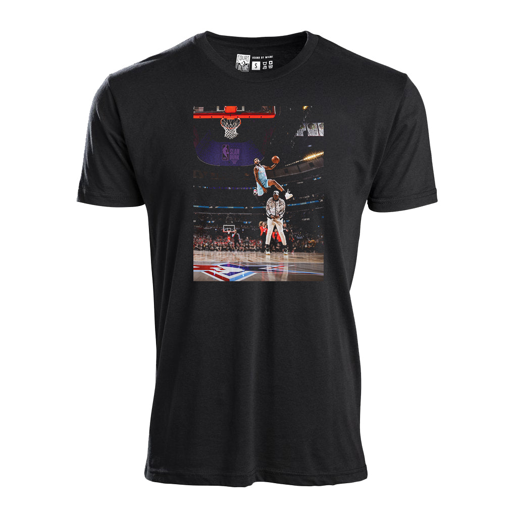 Court Culture Dunk Champ Moments Men's Tee - featured image