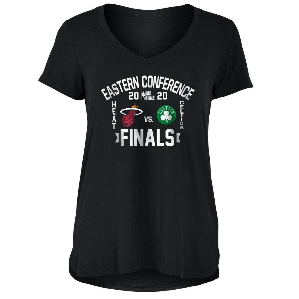 New Era Eastern Conference Finals Matchup Ladies Tee - featured image