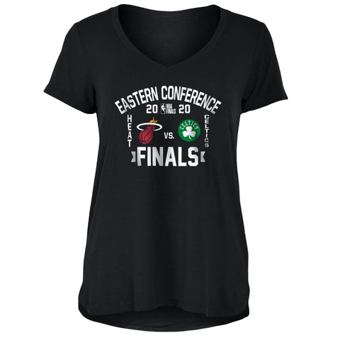 New Era Eastern Conference Finals Matchup Ladies Tee