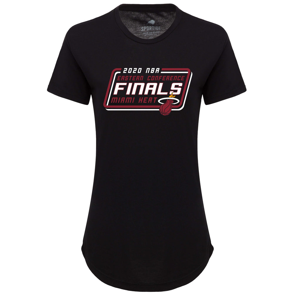 Sportiqe Eastern Conference Finals Ladies Phoebe Tee - featured image