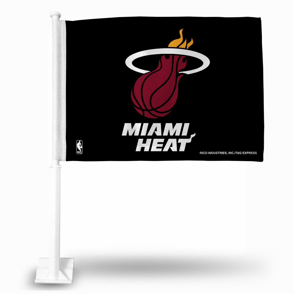 HEAT Car Flag - featured image
