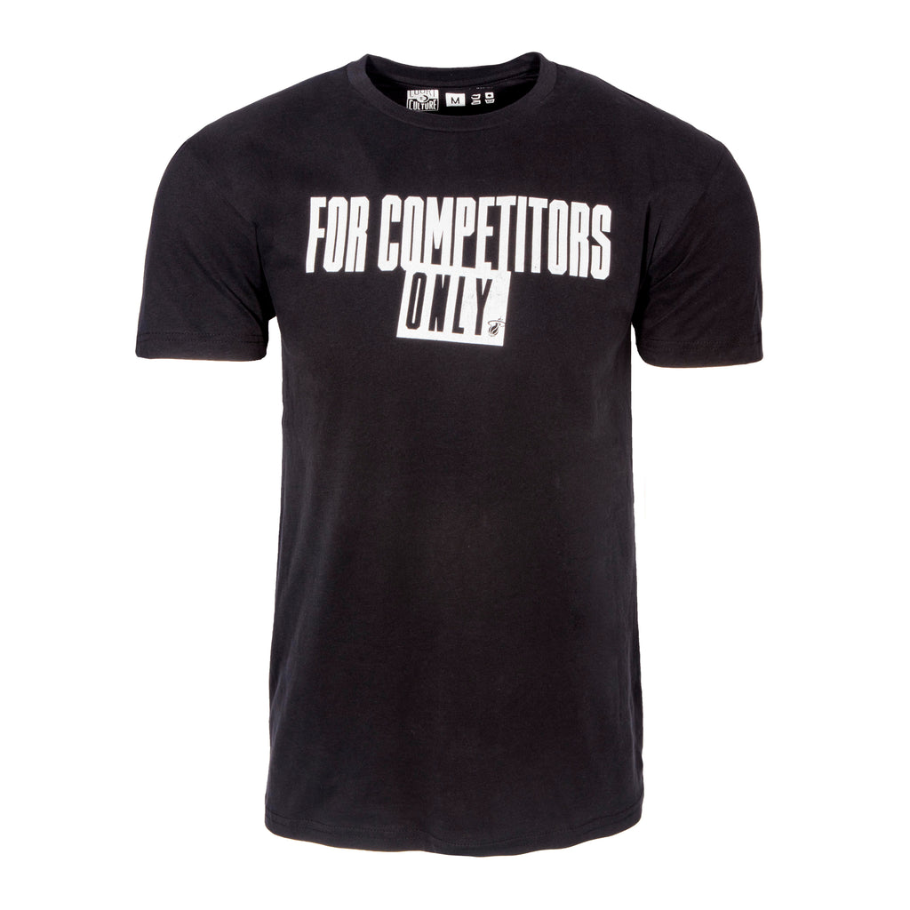 Court Culture Competitors Only Tee - featured image
