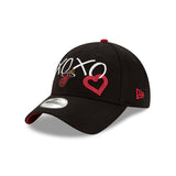 New ERA Girls Heart Hat - 3