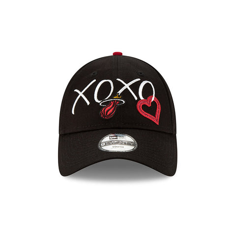 New ERA Girls Heart Hat