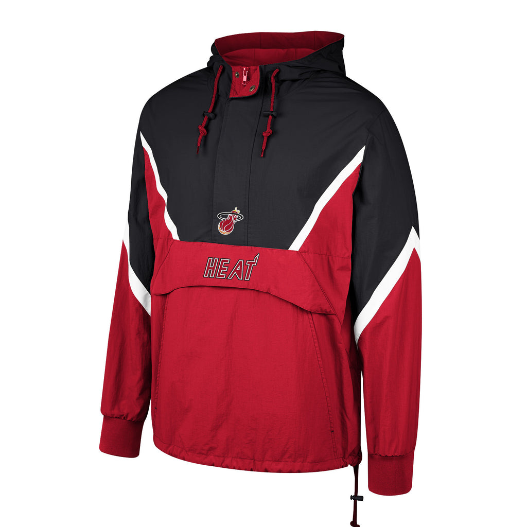 Mitchell & Ness Half Zip Anorak Jacket - featured image