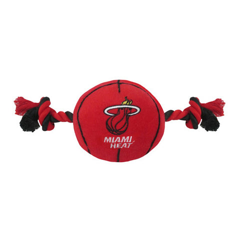 Miami HEAT Pet Tube Toy
