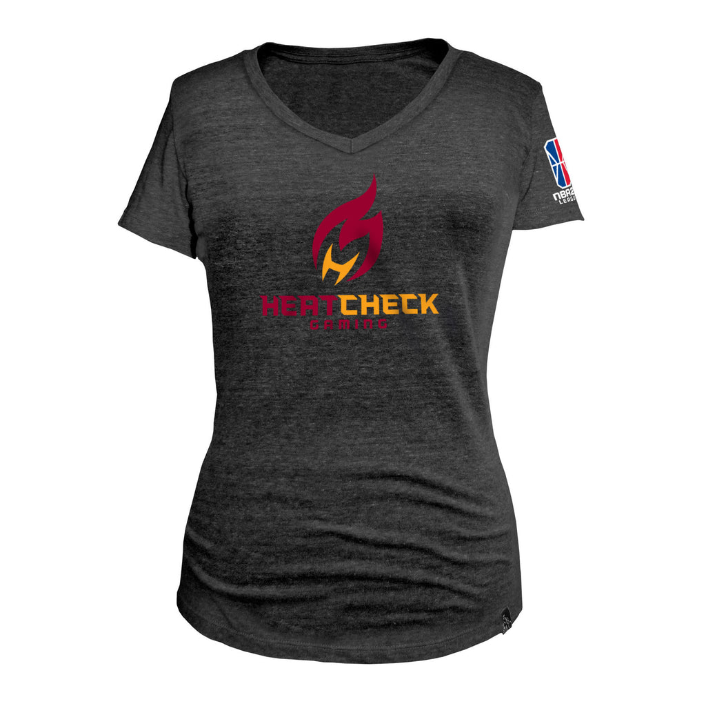 HEATCHECK New ERA Ladies  V-Neck Tee - featured image