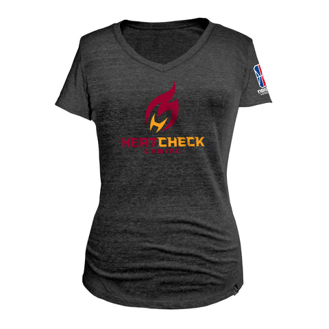 HEATCHECK New ERA Ladies  V-Neck Tee