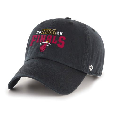 '47 Brand HEAT 2020 NBA Finals ID Cleanup