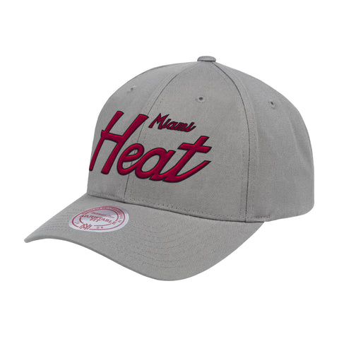 Mitchell & Ness HEAT Low Crown Snapback