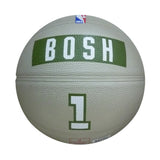 Spalding Miami HEAT Chris Bosh Home Strong Basketball - 1