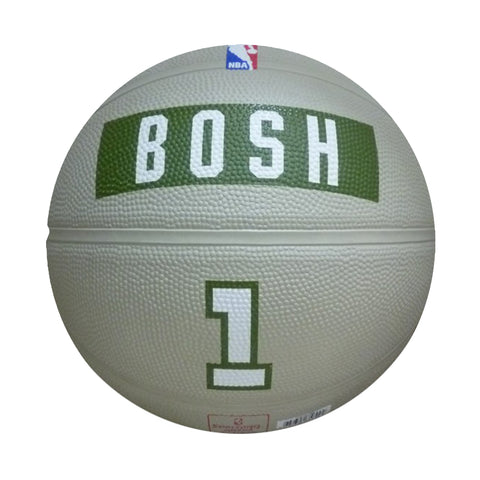 Spalding Miami HEAT Chris Bosh Home Strong Basketball