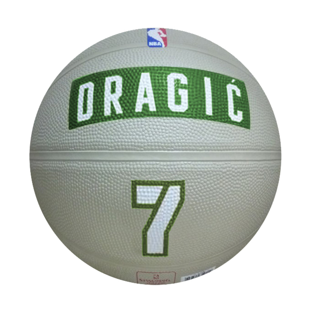 Spalding Miami HEAT Goran Dragic Home Strong Basketball - featured image