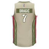 Goran Dragic Miami HEAT adidas Home Strong Youth Swingman Jersey