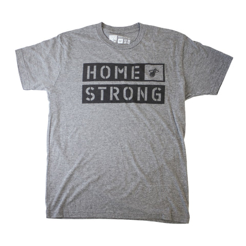 Home Strong Grey Tee