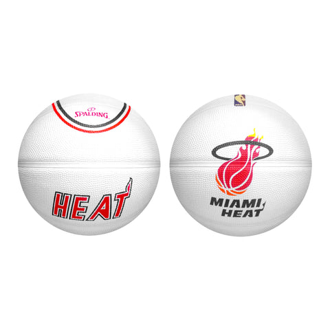 Spalding Miami HEAT Hardwood Classic Basketball