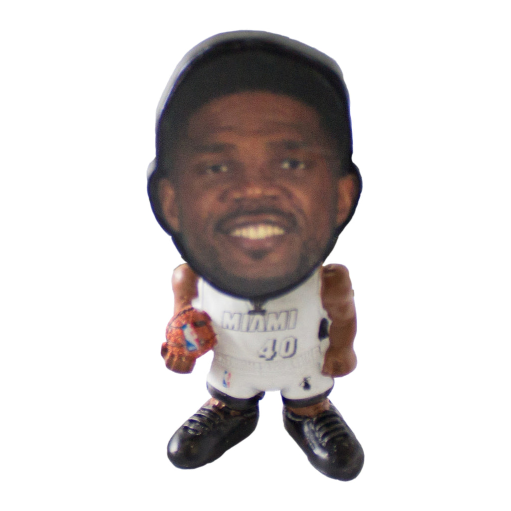 Forever Collectibles Miami HEAT Haslem Flathlete - featured image