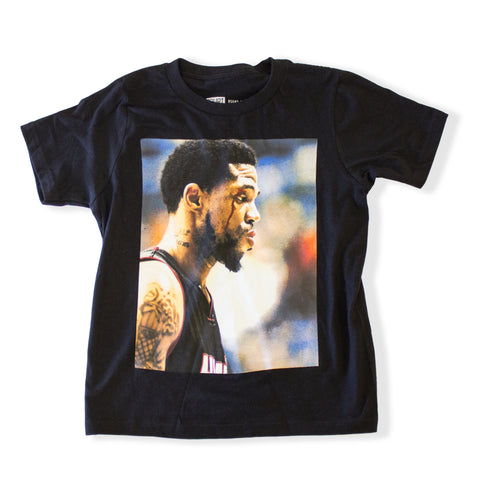 Court Culture Kids Haslem Moments Tee