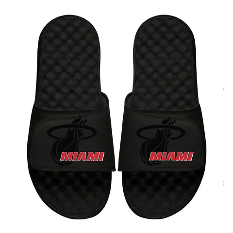 ISlide Miami Heat Tonal Pop Sandals
