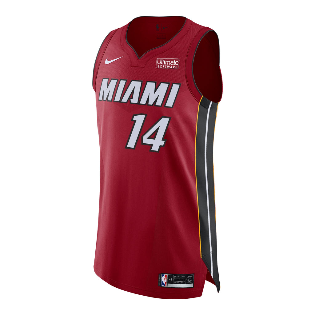 Nike Tyler Herro Statement Red Authentic Jersey - featured image