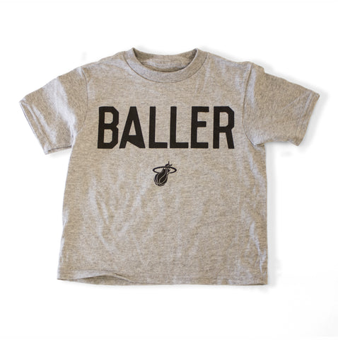Court Culture Toddler Baller Tee