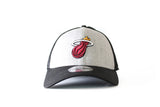 miami heat new era HEATHERED NEO Fitted CAP - 1