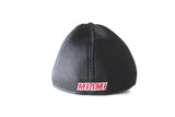 miami heat new era HEATHERED NEO Fitted CAP - 2