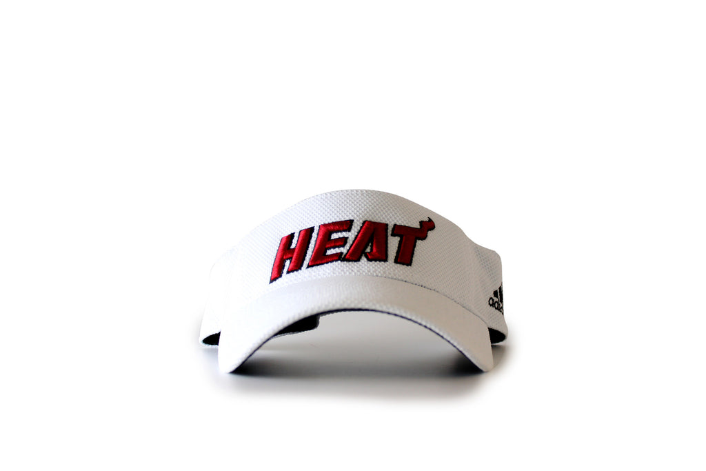 miami heat adidas PERFORMANCE VISOR - featured image