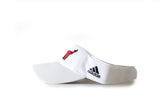 miami heat adidas PERFORMANCE VISOR - 3