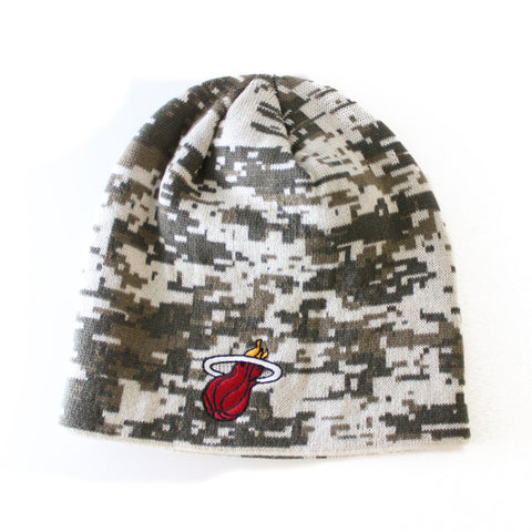 Miami HEAT adidas DIGITAL CAMO  Knit