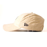 Ladies Nude Summer Suede Cap - 3