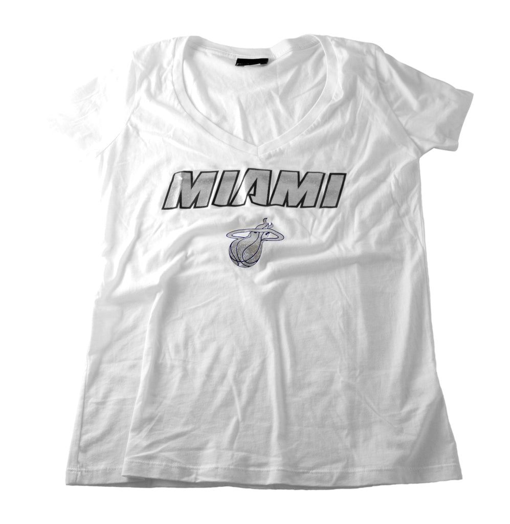 MIAMI Liquidsilver V-Neck - featured image