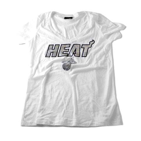 New ERA HEAT Liquidsilver V-Neck