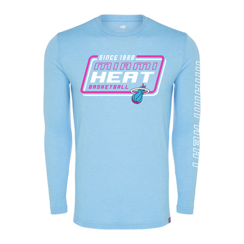 Sportiqe ViceWave Long Sleeve Mach Comfy Tee