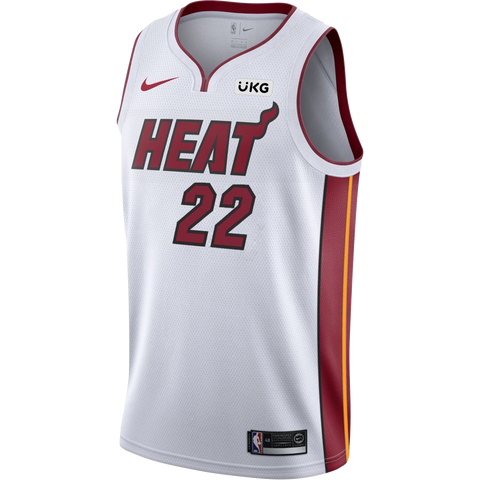 Jimmy Butler Nike Miami HEAT Association White Swingman Jersey