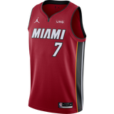 Goran Dragic Jordan Brand Red Statement Swingman Jersey - 1