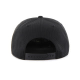 miami heat '47 brand BEAT BOX SCRIPT SNAP back - 2