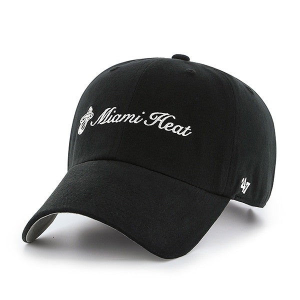 '47 Brand Miami HEAT Ladies Cohasset Cleanup Adjustable Cap - featured image