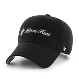 '47 Brand Miami HEAT Ladies Cohasset Cleanup Adjustable Cap - 1