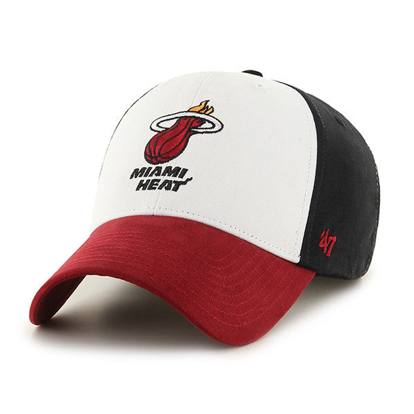 47' Brand Miami HEAT Elementary MVP Cap - featured image