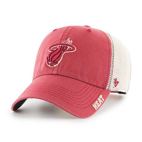 '47 Brand Miami HEAT Frontier Cleanup Cap