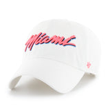 '47 Miami HEAT City Edition Cleanup Adjustable Hat - 3