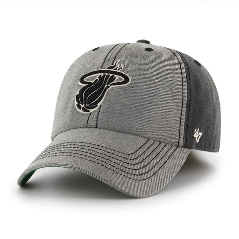 '47 Brand Miami HEAT Reformer Franchise Fitted Hat