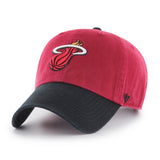 '47 Brand Miami HEAT 2Tone Cleanup