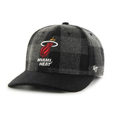 miami heat '47 brand VESSEL MVP DP - 1