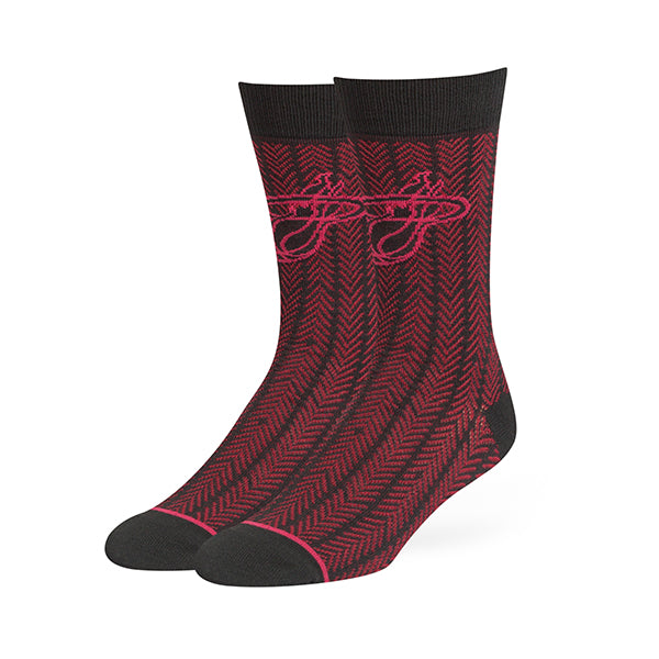 '47 Brand Miami HEAT Watson Crew Socks - featured image