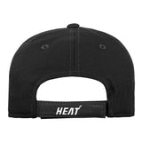 Miami HEAT Youth Blackout Structured Adjustable - 2