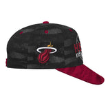 Miami HEAT Youth Slam Dunk Snapback - 3