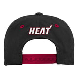 Miami HEAT Youth Prime 2-Tone Snapback - 2