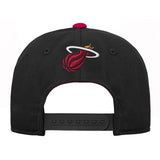 Miami HEAT Kids Center Structured Adjustable Hat - 2